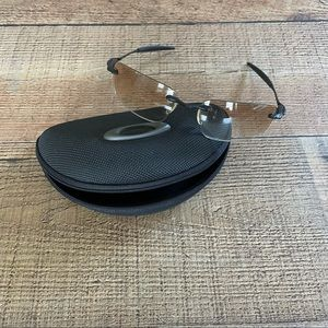 Oakley Why 8.0 Polarized Sunglasses and Case